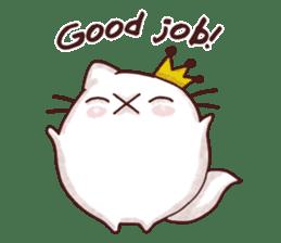 Fab Cat sticker #6967650