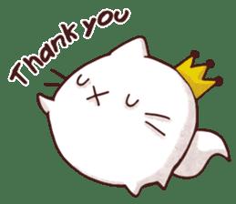 Fab Cat sticker #6967653