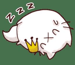 Fab Cat sticker #6967669