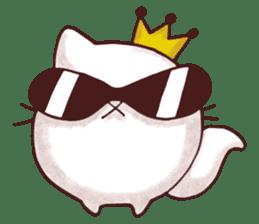 Fab Cat sticker #6967672