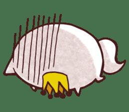 Fab Cat sticker #6967677