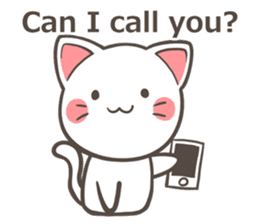 Can I call you? sticker #6968121