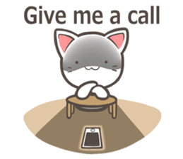 Can I call you? sticker #6968127
