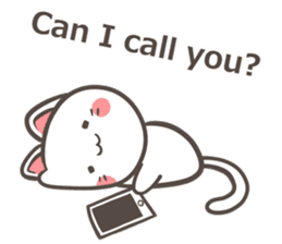 Can I call you? sticker #6968128