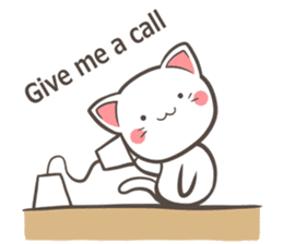 Can I call you? sticker #6968132