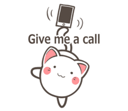 Can I call you? sticker #6968137