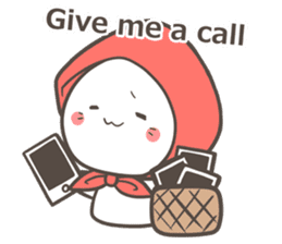 Can I call you? sticker #6968148