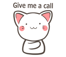 Can I call you? sticker #6968151