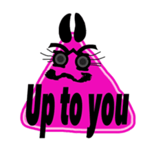 I love Elves - Pink Elf  term sticker #6983257