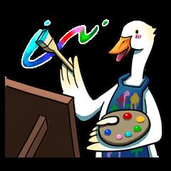 Quack Quack Duck Talk (part 2)
