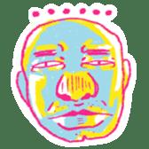 Bald heads sticker #6987974