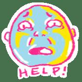 Bald heads sticker #6987976