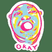Bald heads sticker #6987984