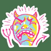 Bald heads sticker #6987992