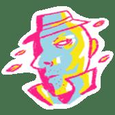 Bald heads sticker #6987994