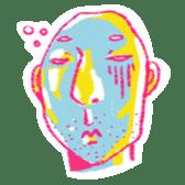 Bald heads sticker #6987995
