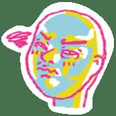 Bald heads sticker #6987996