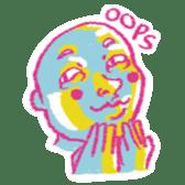 Bald heads sticker #6987998