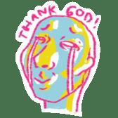 Bald heads sticker #6988003