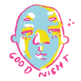 Bald heads sticker #6988004