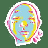 Bald heads sticker #6988007