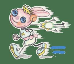 Maro and Keita 2nd sticker #6989214