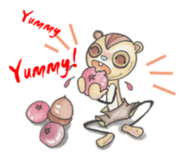 Maro and Keita 2nd sticker #6989221