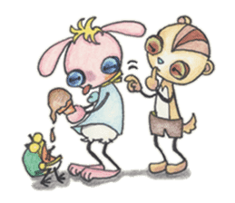 Maro and Keita 2nd sticker #6989234