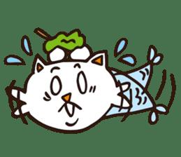 Miyagi Prefecture.Uonyan. sticker #6990144
