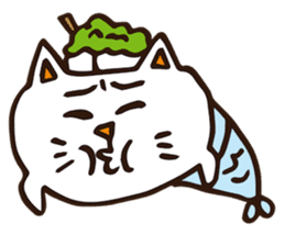 Miyagi Prefecture.Uonyan. sticker #6990149