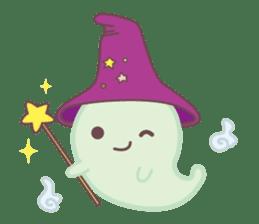 Moss Ghost sticker #6991424