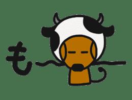 Talking dachshund 4 sticker #6993743