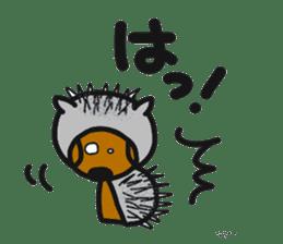 Talking dachshund 4 sticker #6993746