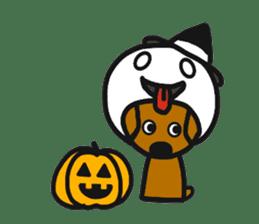 Talking dachshund 4 sticker #6993757