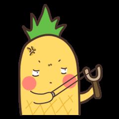 Mr.Pineapple & Ms.Lychee 2