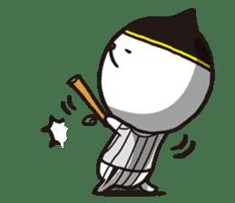 I'm MAX, Let's play Baseball! again sticker #6996257