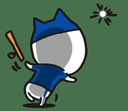 I'm MAX, Let's play Baseball! again sticker #6996274