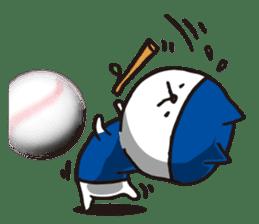 I'm MAX, Let's play Baseball! again sticker #6996278