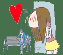 Love my mind sticker #6996608