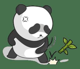 Panda Yuan-Zai sticker #6997128