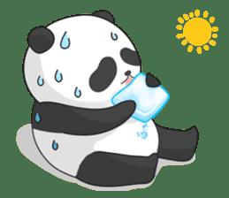 Panda Yuan-Zai sticker #6997129