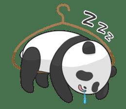 Panda Yuan-Zai sticker #6997132