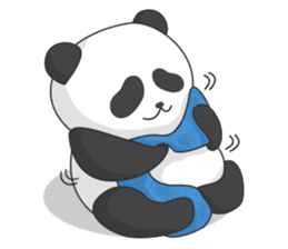 Panda Yuan-Zai sticker #6997133