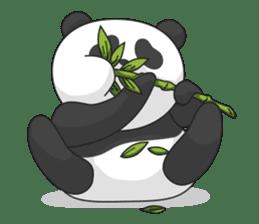 Panda Yuan-Zai sticker #6997134