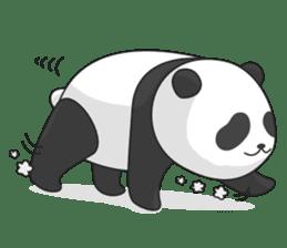Panda Yuan-Zai sticker #6997135