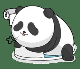 Panda Yuan-Zai sticker #6997140