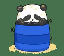 Panda Yuan-Zai sticker #6997141