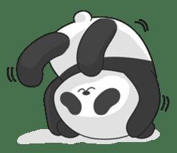 Panda Yuan-Zai sticker #6997142