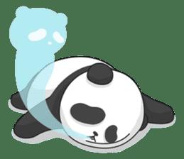 Panda Yuan-Zai sticker #6997143