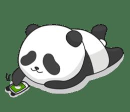Panda Yuan-Zai sticker #6997146